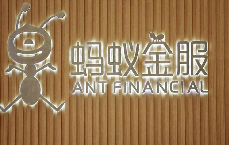 Alibaba,Ant Financial,GIC,Temasek,Warburg Pincus