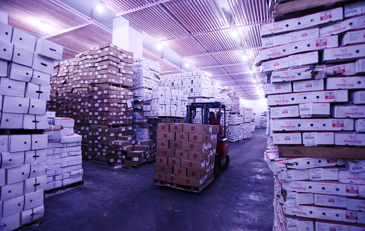 cold chain logistics, Alibaba, Tencent, JD.com