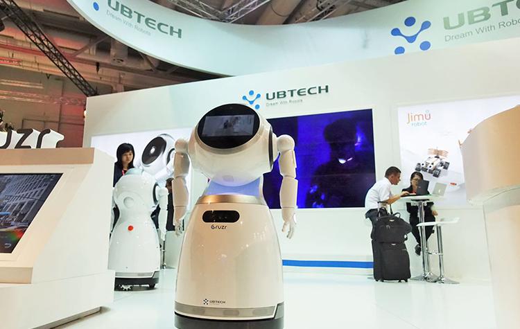 Robot, Beijing, Beijing E-Town