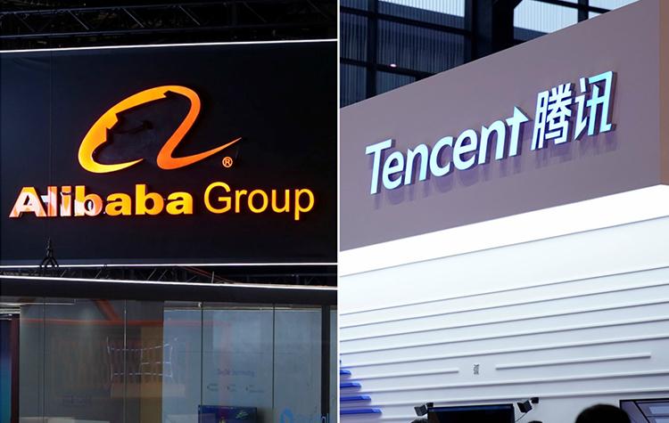 China's Financial News, China News ,Alibaba and Tencent