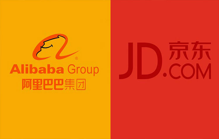 China's Financial News, China News, Alibaba's Tmall and JD.com