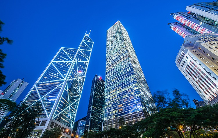 China's Financial News, China News, Hong Kong