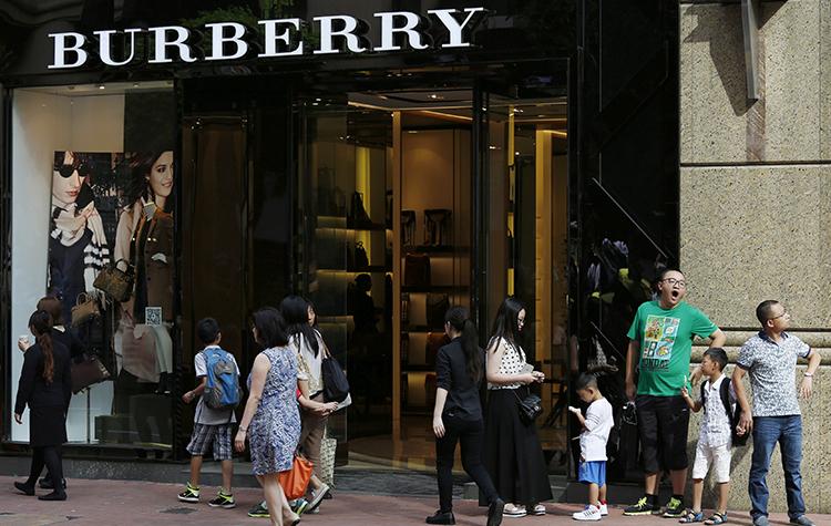 China's Financial News, China News ,Luxury brands