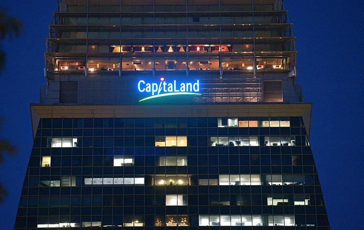 China's Financial News, China News, CapitaLand