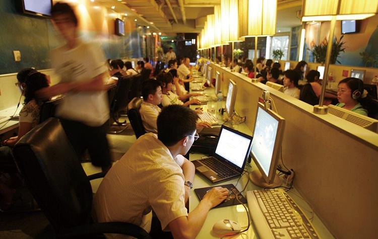 China's News, China's Financial News, Internet Users