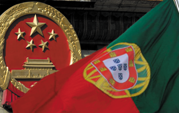 China's News, China's Financial News, Portugal