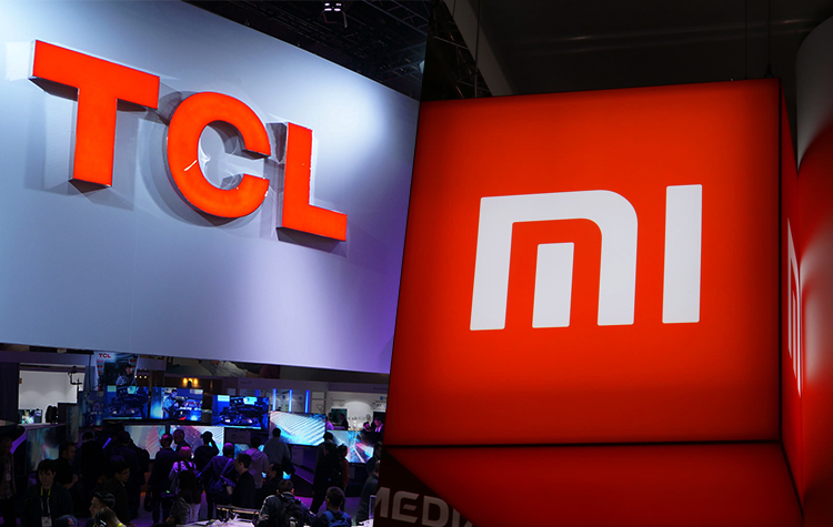 China's News, China Economy, Xiaomi; TCL