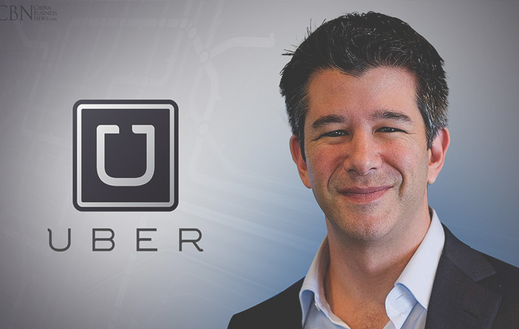China's News, China's Financial News, Uber