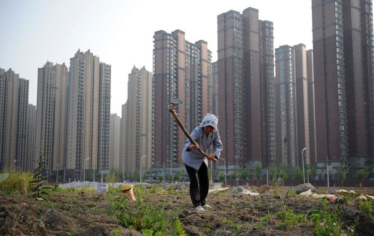China's News, China's Financial News, China's widening regional economic gap