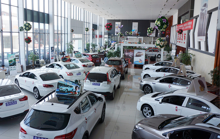 China's News, China's Financial News, Car sales