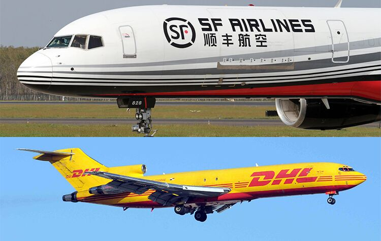 China's News, China's Financial News, DHL and SF