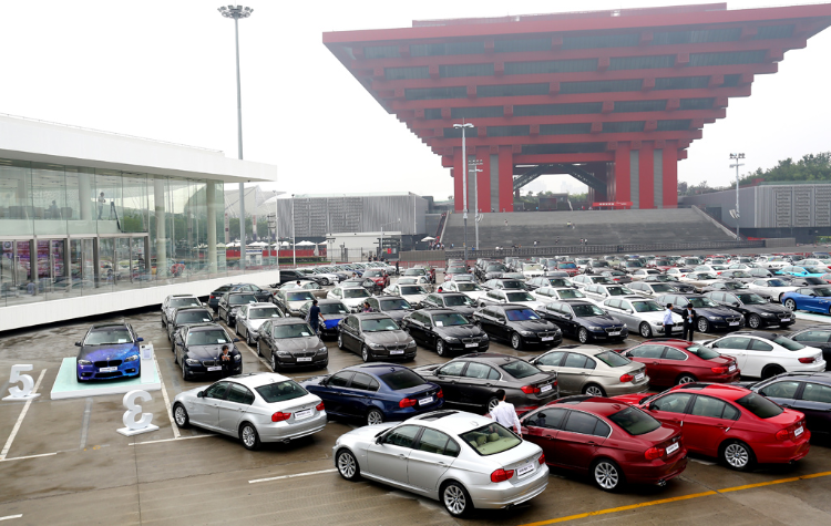 used-car market; investments into physical stores