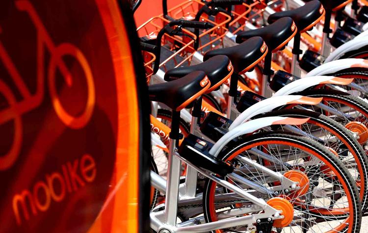 mobike; bike-sharing