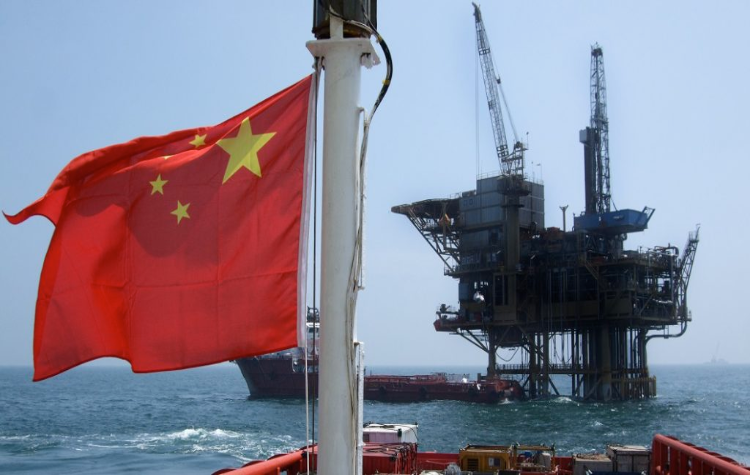 South China Sea; Liquefied Natural Gas; CNOOC