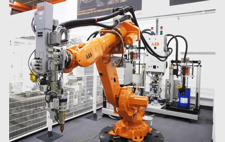ABB Group; automation and robotics