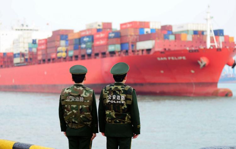 China Trade,US-China Trade, China Trade surplus