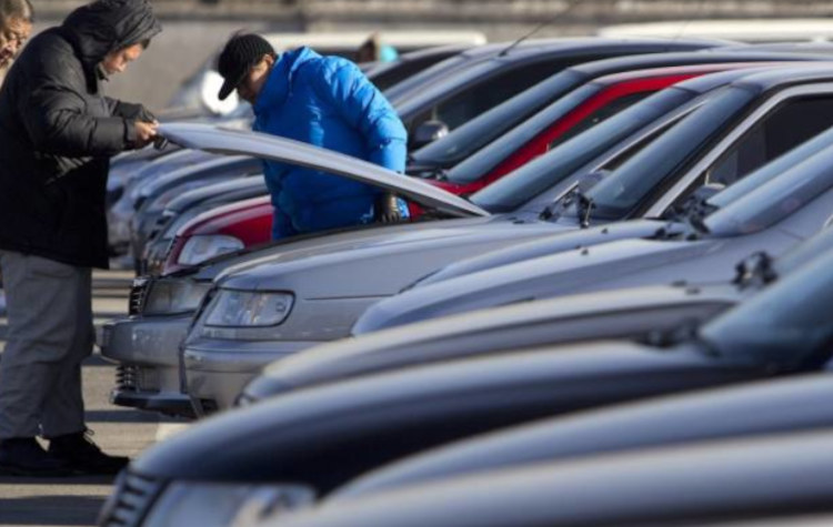 China used vehicles, China open up, China automobiles