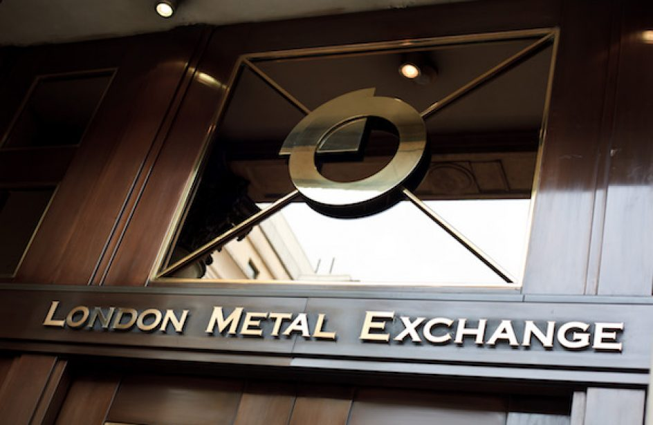 London-Hong Kong; commodities connect; london metal exchange; hedging contracts