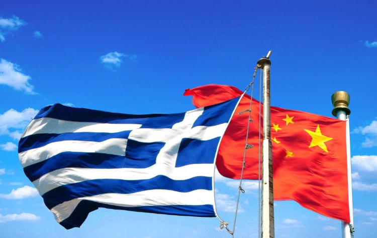 China Greece, Belt and Road Initiative