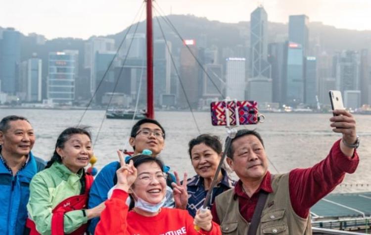 Ctrip; international travel; trade war; chinese tourists