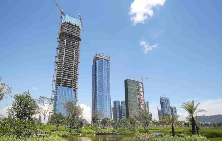 China Real Estate, City Development, Sincere Property