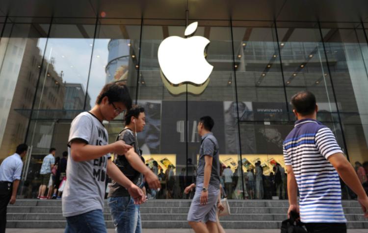 Apple China, iPhones, Trade war, US-China