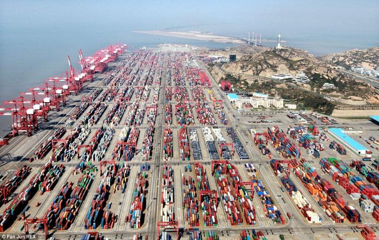 chinese ports; port operators; trade war
