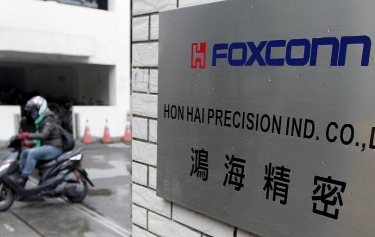 foxconn technology group; manufacturing