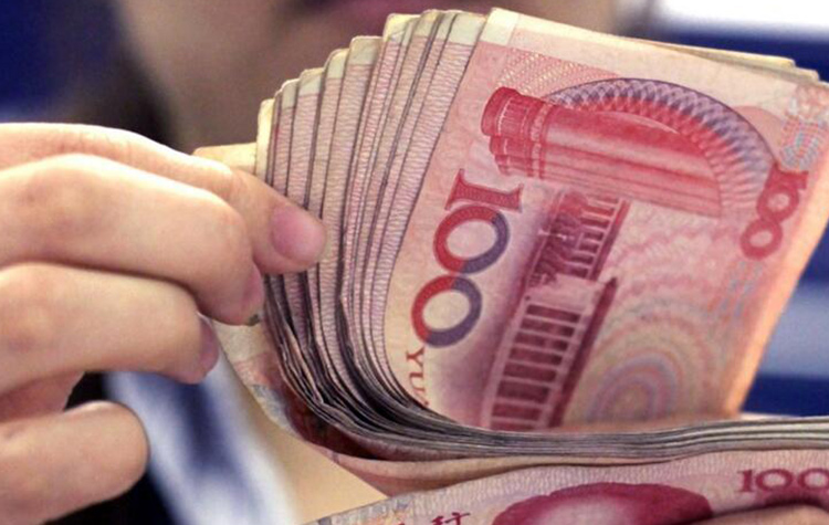 new yuan loans; total social financing; business loans