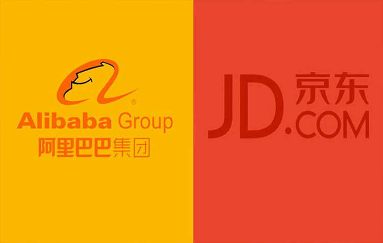 JD.com, Alibaba, China e-commerce, Pinduoduo
