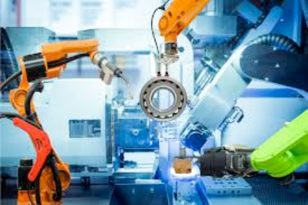 robotics industry; smart manufacturing;