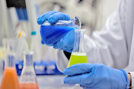pharmaceutical companies; R&D hub