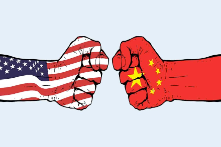 trade talks; the U.S., China, China-US trade war, Purchasing Managers' Index