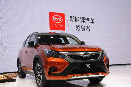 BYD, new energy vehicles, automobile manufacturing