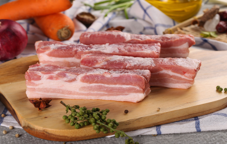China's pork import, Brazil, South American countries