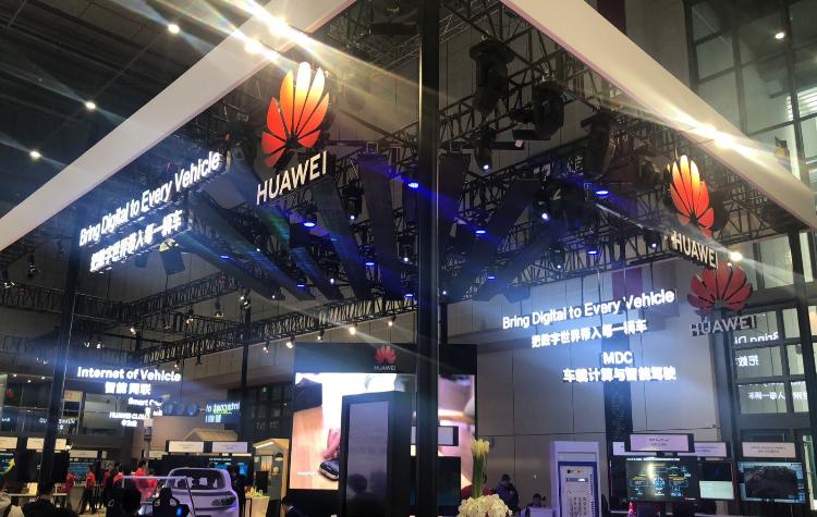 Huawei, ICV