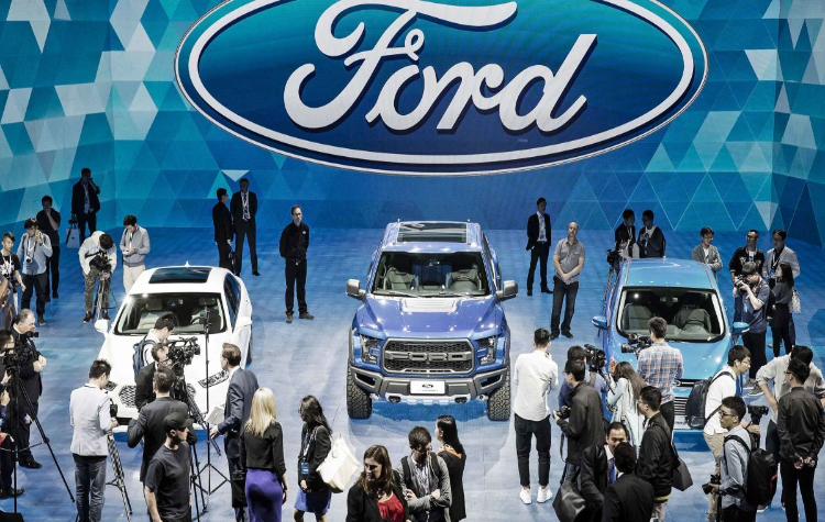 Automobile, China, Ford, Electric vehicles