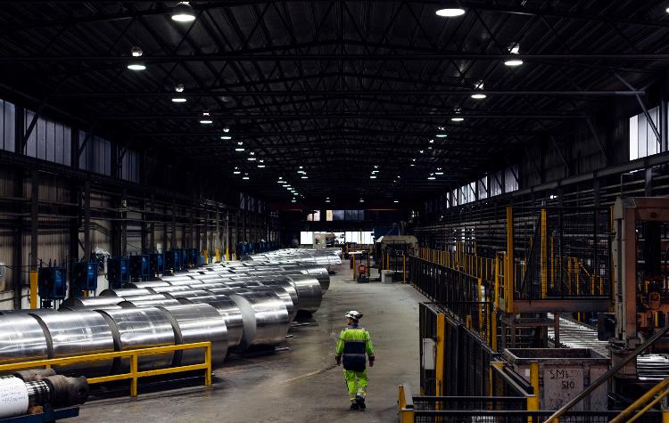 Aluminum, economic slowdown, nonferrous metals, Xinfa Group, Hongqiao Group